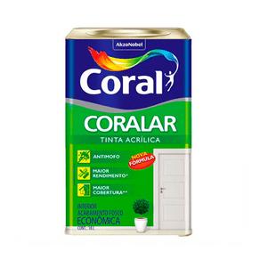 Tinta-Acrilica-Fosca-Coralar-Amarelo-Canario-18-Litros-Coral-40161