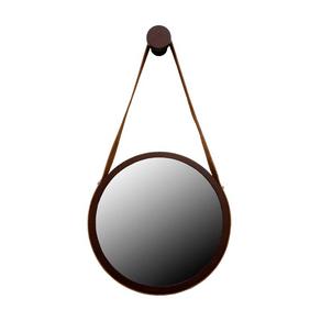 Espelho-Adnet-Redondo-40cm-Alca-Marrom-Caramelo-Reduna-98901