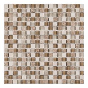 Pastilha-Mt704-Matisse-Marrom-Claro-30x30-Glass-Mosaic