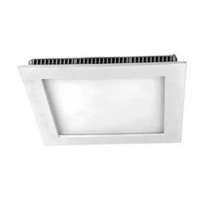 Plafon-de-Embutir-Slim-LED-Quadrado-18W-Branco-6500k-Bronzearte-92590