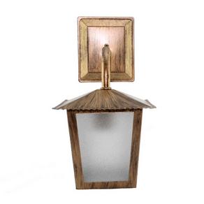 Arandela-Colonial-Quadrada-L2B-Ouro-Velho-Ideal-42743