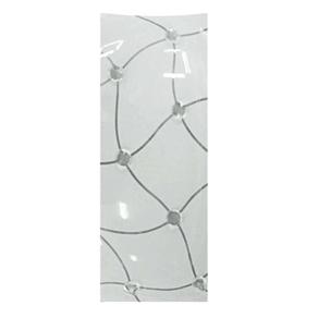 Arandela-Trama-14x22cm-para-1-lampada-E27-transparente-Bronzearte-92526