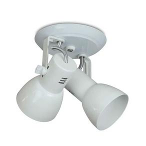 Spot-Cone-Kin-Light-para-2-Lampadas-Branco-Emak-95977