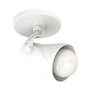 Spot-de-Sobrepor-Spiralle-Octa-1-Lampada-E27-Branco-Startec-91008