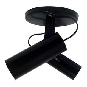 Spot-Tubinho-Preto-E27-Para-2-Lampadas-Ate-60w-Emak-95971