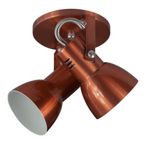 Spot-Cone-Kin-Light-para-2-Lampada-60W-Cobreado-Bivolt-Emak-95985