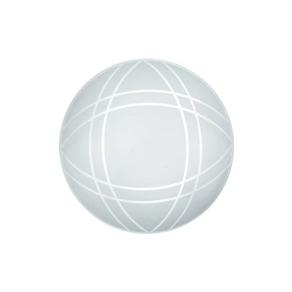 Plafon-Manaus-redondo-30cm-Transparente-Nacional-Iluminacao-98480