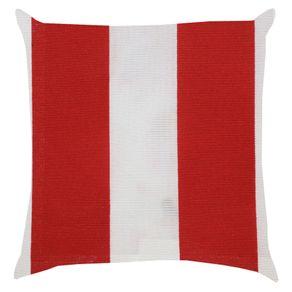 Almofada-Cheia-Summer-Gorguri-Listrada-Vermelha-43x43-Proxima-Textil---97738