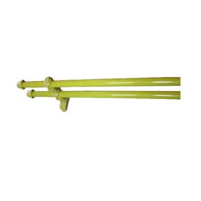 Kit-Varao-Cortina-Duplo-Marfim-19cm-x-2m-Amarelo-Metalkit-95561