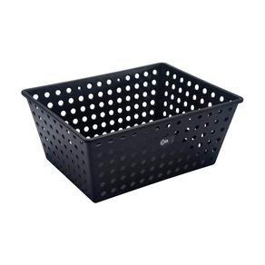Cesto-Organizador-Multiuso-Maxi-Preto-Coza-Brinox-95070