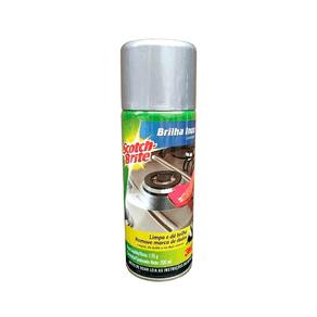 Limpador-Spray-Brilha-Inox-170g-Scotch-Brite-3M-98758
