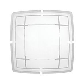 Plafon-Quadrado-Vidro-Cristal-1-Lampada-Branco-475-Emalustres-39236