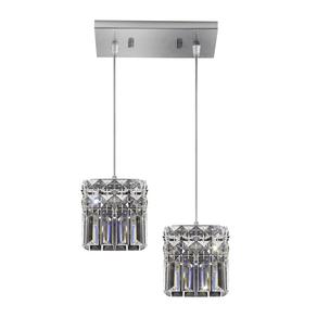 Pendente-Quadrado-Para-2-Lampadas-Paris-12x37cm-Espelhado-Lumi-lar