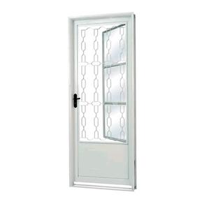 Porta-de-Giro-de-Aco-Lado-Esquerdo-Laminado-com-Postigo-Grade-Mosaico--215X85--16621-Branca-Riobras-100523