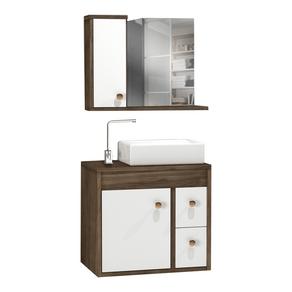 Conjunto-Gabinete---Armario-para-Banheiro-Lyon-55cm-Premium-Carvalho-Preto-MM-Gabinetes--97582