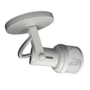 Spot-de-Tela-para-1-Lampada-E27-Branco-Emak-95972