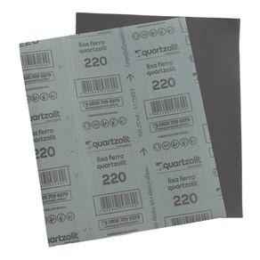 Folha-de-Lixa-Ferro-G220-Cinza-Quartzolit-98949