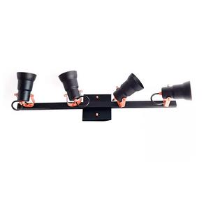 Spot-Trilho-para-4-Lampadas-Bivolt-25W-E27K-Preto-e-Cobre-Emalustres-98020
