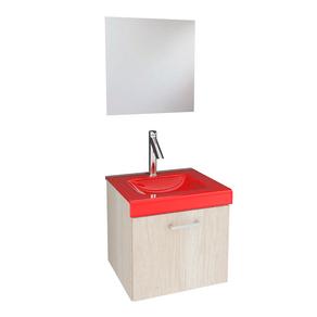 Conjunto-Gabinete-Lavatorio-Vidro-com-Espelho-5039B-Mezzo-Bianco-Vermelho-VB-Cristais-90321