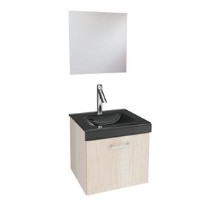 Conjunto-Gabinete-Lavatorio-Vidro-com-Espelho-5039A-Mezzo-Bianco-Preto-VB-Cristais-90319