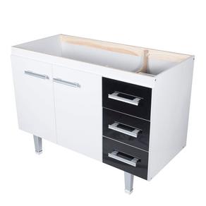 Gabinete-para-Cozinha-New-Milano-Branco-e-Preto-114CM-Bonatto-93541