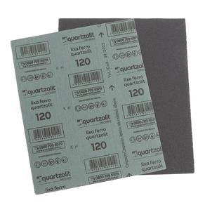 Folha-de-Lixa-Ferro-G120-Cinza-Quartzolit-98946