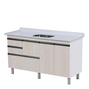 Gabinete-para-Cozinha-Coliseu-144CM-com-Gavetao-Palissandro-Bege-Rorato-86774