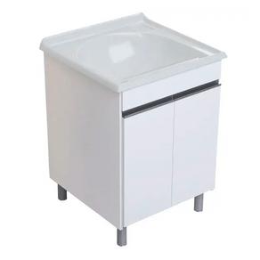 Gabinete-para-Lavanderia-com-Tanque-Simples-Amelia-575CM-Branco-Rorato-88758