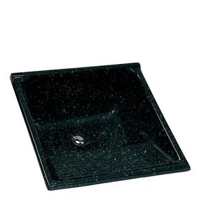 Tanque-Simples-Granitado-Sintetico--62x62--Preto-Rorato-81242