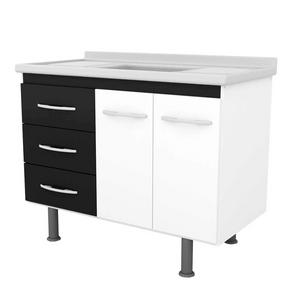 Gabinete-para-Cozinha-Sonic-Branco-e-Preto-96CM-Bonatto-90517