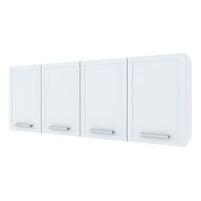 Armario-Aereo-para-Gabinete-de-Cozinha-Apolo-Flat-Branco-1445cm-Cozimax-92924