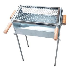 Churrasqueira-Galvanizada-a-Carvao-80x26x45cm-Quality-Grill-98035