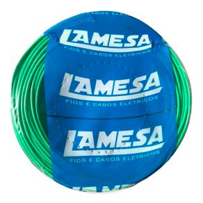 Cabo-Flexivel-Lameflam-250mm-100m-750V-Verde-Lamesa-99340