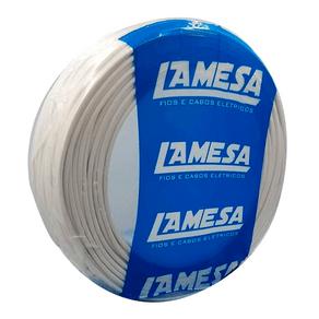 Cabo-Flexivel-Lameflam-250mm-100m-750V-Branco-Lamesa-99336
