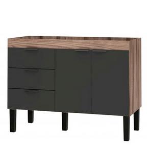 Gabinete-de-Madeira-para-Pia-de-Cozinha-150cm-Flamingo-Tamarindo-e-Preto-Cozimax-99687